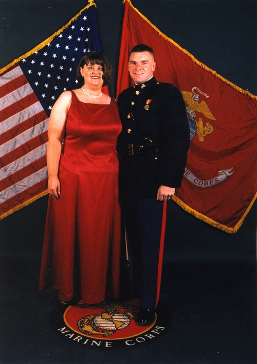 2003 USMC Birthday Ball – Hudson Chatter